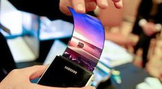 the latest innovations: Samsung Will Introduce Screen Smartphone with Fold...