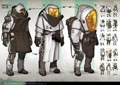 ArtStation - Project Outbreak - Containment Unit, Philip V.