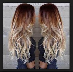 Balyajlı Saç Modeli