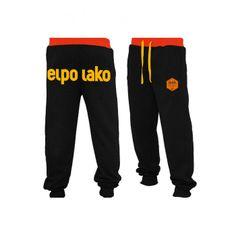 Spodnie EP Dresowe NO2 czarne - Spodnie :: www.el-polako.com