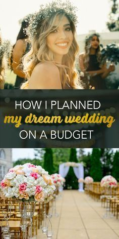 I found a genius way to cut the costs of my wedding -- without sacrificing quality.