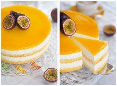 Solero cheese cream cake: really delicious & so easy - Solero Käse-Sahne Torte: richtig lecker & so einfach solero-kaese-cream-pie-thermomix-delicious-and-easy - Dessert Simple, Summer Desserts, Easy Desserts, Cake Thermomix, Torte Au Chocolat, Cheesecake, Cake With Cream Cheese, Cream Pie, Food Cakes