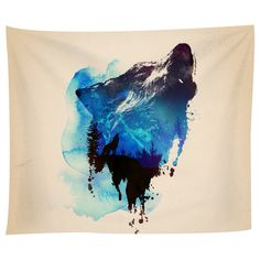 Tapestries from WallsNeedLove | lifestyle