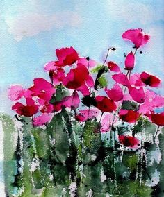 Maddy's Poppies by Anne Duke