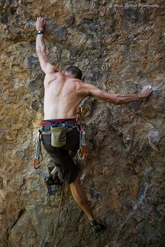 Climbing Strong by Alicia Ferraro Photography, via Flickr