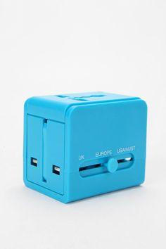 Universal Travel Adapter  $15