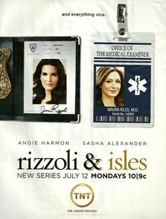 #Rizzoli and #Isles