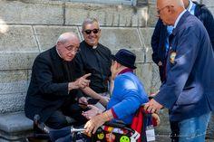 Ambiance au pélerinage  national italien | by Sanctuaire Notre-Dame de Lourdes