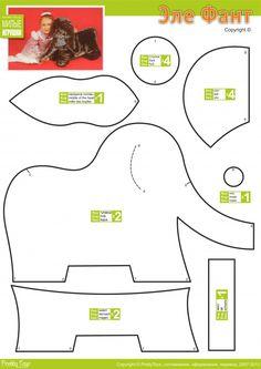 Dog Pattern  lots Plushies Patterns http://prettytoys.ru/workroom/?SHOWALL_1=1