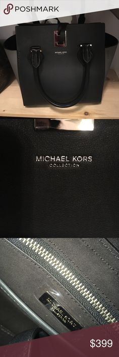 Michael Kors Miranda Michael Kors Miranda, like New condition only used once or twice still have some plastic on it. Comes with Crossbody strap! Very beautiful just did not end up using it KORS Michael Kors Bags