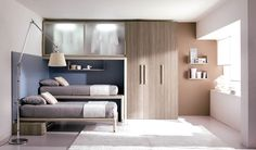 20 quartos incríveis com móveis planejados