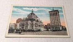 Lexington Kentucky 1920s Fayette County Court House  KY Vintage Postcard