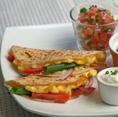 wrap cropped 300x298 Too Busy for Breakfast? 7 Quick, Healthy Recipe Ideas