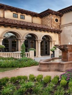 Architectural Details Mediterranean Decor, Tuscan Decorating, Tuscan Design,  Tuscan Style, Spanish House