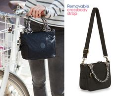 Kipling mini bags are not only cute to look at, they're practical and look beautiful either dressed up or down!