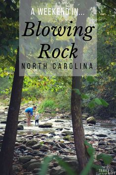 Blowing Rock is a small town we stumbled upon during one of our Blue Ridge Parkway journeys and has become one of our favorite places to visit throughout the year. It's got something for all of our inner travelers, from the beautiful scenery that surrounds it to the quiet and cozy downtown that's filled with fun shops and great eats. Blowing Rock North Carolina, Blowing Rock Nc, Nc Mountains, North Carolina Mountains, Blue Ridge Mountains, Usa Travel Guide, Travel Usa, Travel Info, Travel Guides
