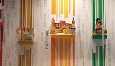 Food retailing in India | Visual Merchandising and Store Design