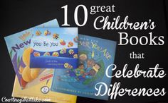 The best children's books about differences and being yourself