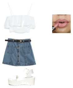 """Untitled #83"" by paigeoctober on Polyvore featuring Chicnova Fashion, Zara and Steve Madden"