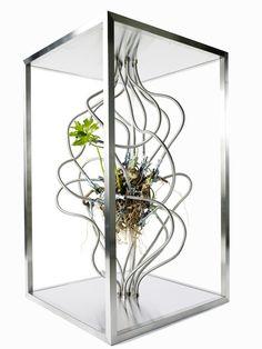 Ботаническая скульптура Адзума Макото фото