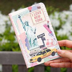 Notebooks : Notebook I Love New York