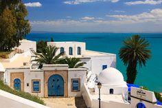 Tunesia -Sidi Bou Said i`d like to go there again.