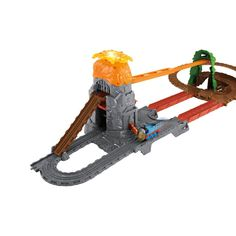 Thomas & Friends Take-N-Play Daring Dragon Drop Set image-1