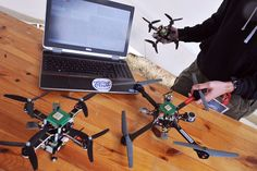 Drone Makers Get Help From the Open-Source, DIY Crowd via Bloomberg Businessweek Tech