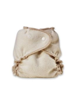 """Kissaluvs Organic Cotton/Hemp Fitted Diaper, Unbleached, Medium/Large 15-40lbs by Kissaluvs. $18.95. From the Manufacturer      Made of a mix of naturally durable hemp, and certified organic cotton, these diapers take green and sustainability seriously. Quite possibly the highest quality """"nappies"""" on earth, the diapers share all the features of Kissa's cotton fleece fitted diapers with the addition of a snap-in-soaker. Organic cotton and hemp make the diaper super soft ..."""