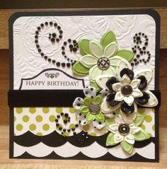Spring Birthday - Scrapbook.com