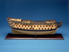 Royal George (1756); Warship; First rate; 100 guns - National Maritime Museum