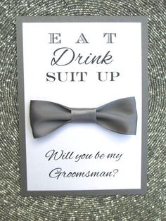 Grooms gift