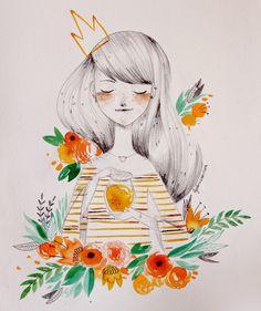 Lydia Sánchez | Girl Honey