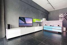 Le showroom de meubles tv. #ultimate #spectral #meubletv #meuble #television #design #EasyLounge
