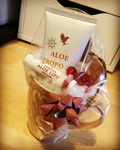 Forever Living Aloe Vera, Forever Aloe, My Forever, Aloe Barbadensis Miller, Forever Living Products, Gifts In A Mug, Christmas Gifts, Aloe Lips, Forever Freedom