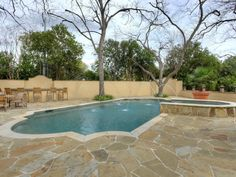 220 Paseo Encinal St, San Antonio, TX 78212 is For Sale - Zillow Estate Homes, Luxury Real Estate, Water Features, San Antonio, Home And Family, Free Pool, Spa, Deck, New Homes