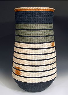 Kari Lonning. Contemporary basketry