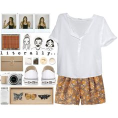 """""""#322: Literal"""" by tara-in-neverland on Polyvore"""
