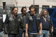Sons of Anarchy - Netflix, Amazon, HuluBased loosely on Hamlet, the hyper-violent motorcycle gang drama was a fan favorite for seven bloody seasons. Fast-paced, superbly acted (particularly on the part of Katey Sagal) and engrossing, Sons of Anarchy makes for a thrilling binge ride. Photo: PRASHANT GUPTA,Prashant Gupta