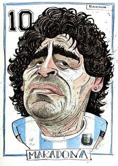 Graeme Bandeira Maradona.