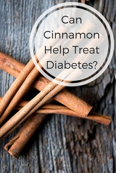 One study showed that 30 people who consumed 1, 3, or 6 grams of cinnamon supplements were able to reduce their triglycerides and blood sugar levels. #diabetes