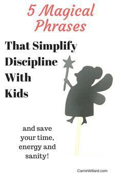 Best mom sayings that will simplify disciplining kids, make life easier and save your sanity!