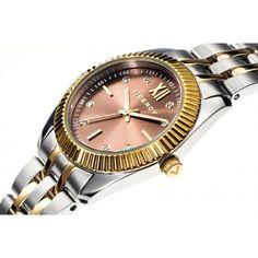 4c9e6180f6a9 Reloj Viceroy Mujer 432274-43 Acero Bicolor Circonitas