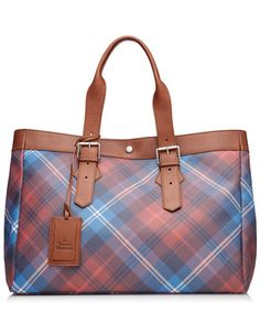 1f0358f8b5 Abstract tan leather tartan tote bag Sale - Vivienne Westwood Sale Handbags  On Sale