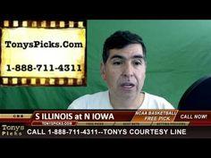 Southern Illinois  vs. Northern Iowa Panthers Pick Prediction College Ba...
