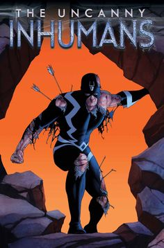 UNCANNY INHUMANS #0 …. 2015 CHARLES SOULE (w) • STEVE MCNIVEN (A/C) Variant Cover by SIMONE BIANCHI  • The industry's best-selling artist comes to the Inhumans! • The prelude to one of Marvel's biggest launches of 2015 is here! • Think you know Black Bolt? Think again, as the men who killed Wolverine show you a side of the Inhuman King you've never seen before!