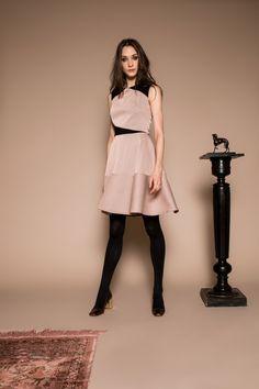 Prisme dress by Celeni Dress Black, Powder, Dresses, Vestidos, Face Powder, Dress, Gown, Outfits, Dressy Outfits