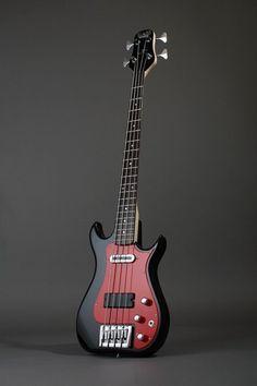 """Bass Centre's short-scale (30"""") 'Bill Wyman' Signature Bass"""
