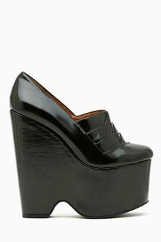 910386323d8 Jeffrey Campbell Conroy Platform Wedge Shoes Heels Wedges