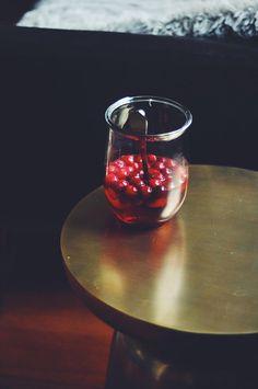 Sparkling Cranberry Shrub   Turntable Kitchen